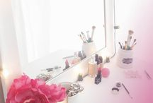 Make up table!!! / by Elizabeth White