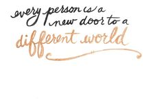 words o'wisdom / by Tara Lisciandro-Hornich