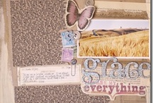 Scrapbooking Ideas / by Michelle M
