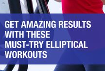 Elliptical Workouts / by Bodybuilding Fitness