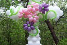 Balloons / by Jared Villa