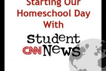 Homeschool ideas / by Samantha Brand-Embry