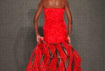 African fashion / by Katrina Trudeau