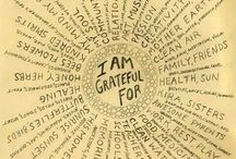 Gratitude / by Rayna Seaman