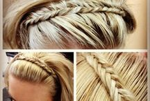Hair/beauty / by Mika Sloan