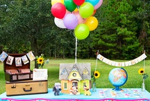 Party Themes and Fun / by Rocio Gonzalez