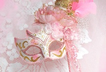 Masquerade Masks! / I loooove masquerade masks! I would wear them everyday if I could!  / by Ashley