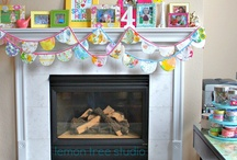 HOME - Living Room / by Little Housewife