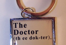 Doctor Who Stuff / by Jessica Holtsberry