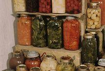 Canning & Pickling / by Tina Serafini