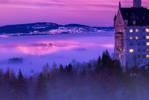 Ludwig's Magic Castles / by Sherry Garland