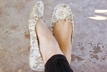 Refashioned shoes / by Lizzy Crowe