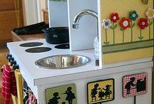 DIY - PLAY Furniture / by Ozark Mountain Woodsmith, Inc.