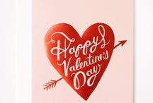 Valentine's Day / by Blackbird Ideas