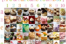 Cupcakes, Muffins, Scones, and Tarts / by June Musick
