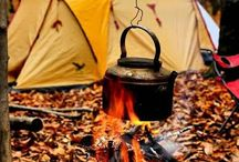 Camping & Glamping! / by d