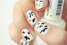 Nails / by Kaylin Akeo