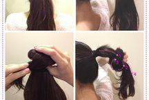 hair / by beberouge