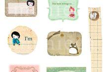printables / by milk tea