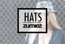 Hats / Snapbacks, bucket hats, trucker hats, strap backs, 5 panels... / by Zumiez