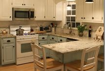 kitchens / by Mary Doty