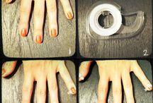 Nails / by Kelly Craddock Clingan