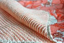 Baby Blanket Ideas / by Teddy