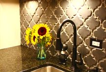 Backsplash Inspiration / by Schuler Cabinetry