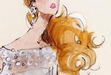 Fashion Illustration / by Helen Lloyd