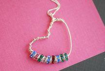 Jewelry I <3 / by Amanda Bekas