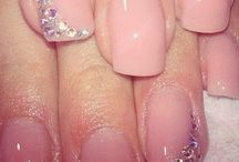 Cute Nails  / by Michelle Dupree
