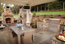 Outdoor Kitchens / by s b