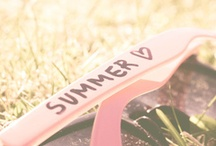 *SUMMER :)* / by Lucy Calandranis