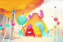 Animation & Motion Graphics / by J. Schuh