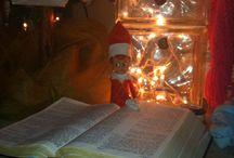 Elf on the shelf / by Mary Vigil