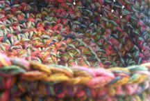 Yarn, yarn, yarn..... / by Kathy Booms