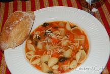 Recipes for Soup / by Tabitha Price