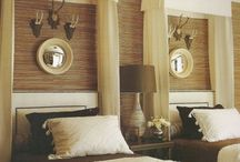 Bedrooms / by Michelle Risdon