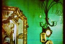 greenish / by Marylene Lynx