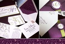 Purple Weddings / by Cards & Pockets