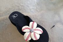 Take Me Out to the Ballgame / Baseball & other sports stuff, but mainly baseball. / by Cathy Loftin