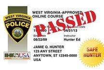 West Virginia / by Hunter Ed