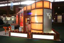 Yonka Paris / Yonka Paris trade show booth. / by kimmodesign