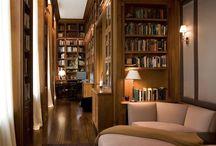 Bookshelf / by Becca Jansen
