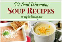 Soups/Stews/Chilis / by Amanda Stone