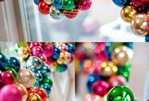 Holiday decor / by Sarah Paskauskas Baumgardner