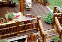 Back Porch Ideas / by Kelly Dunn