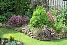 Gardening ideas / by Lesley Fette