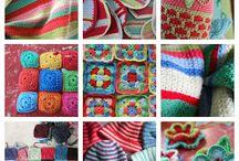 Crocheting  / by Abby Hollinhead