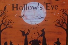 For the Home / All of these items are handpainted and can be purchased from Sleepy Hollow Prims on Zibbet